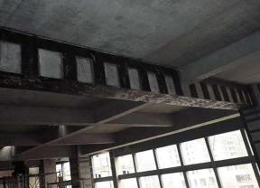 碳纤维楼板加固