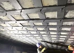 粘钢加固施工工法
