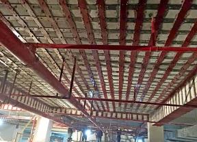 湖北粘贴钢板加固施工工法