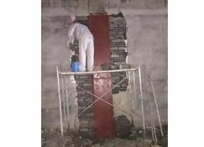 包钢灌胶补强加固工艺原理及施工流程